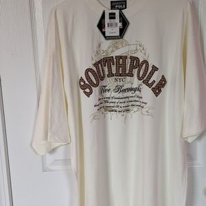 Men's NWT South Pole NYC Five Boroughs t-shirt XL